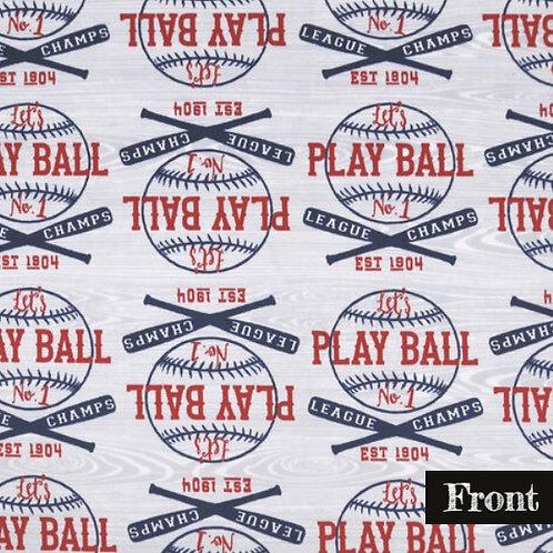 Play Ball Snuggie