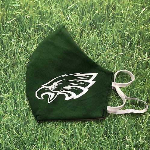 Eagles Logo Face Mask