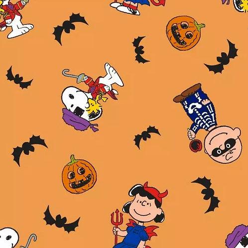 Peanuts Halloween Face Mask