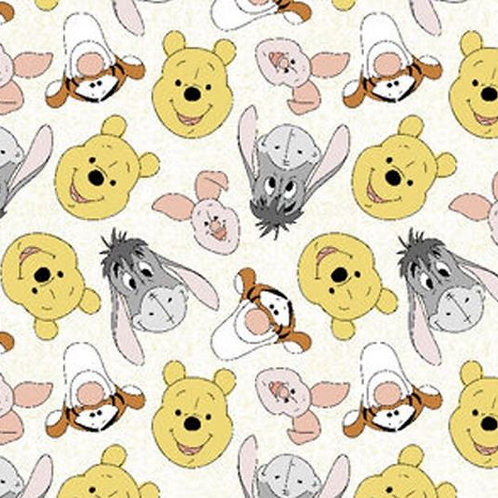 Winnie the Pooh & Friends Face Mask