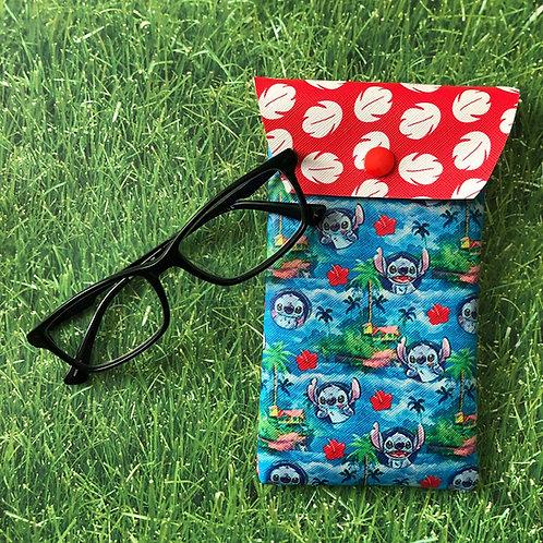 Lilo & Stitch Soft Eyeglass Case