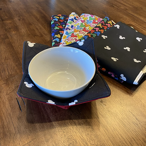 Mickey Mouse Bowl Cozy