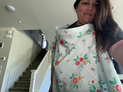 Nursing Cover, Breastfeeding Cover, Nursing Cover Up, Nursing Blanket