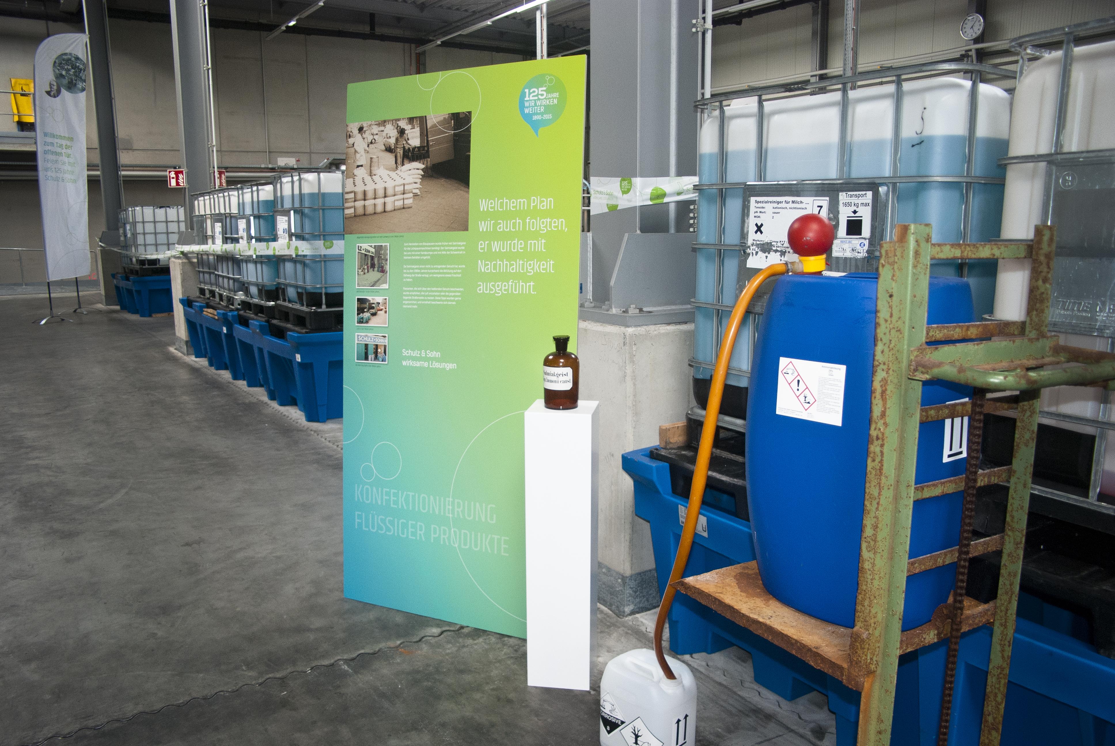 S&S Station Konf-fl-Produkte