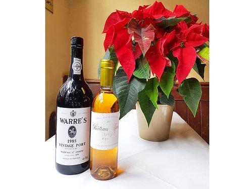 Port & Dessert Wine