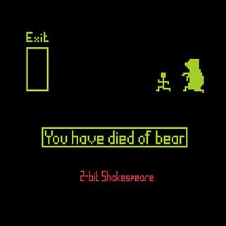 2-bit shakespeare, A Winter's Tale,2-bit, Retro, Gaming