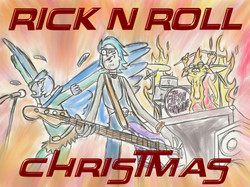 Rick n Roll Christmas