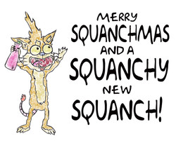 Squanchy christmas