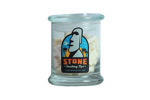 Stone Tips Quad- pack of 100 (reusable and strong)