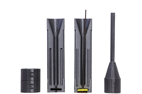 Mini-Gar Grey-4g  Cannagar Kit 8.5mm