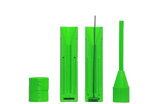 Mini-Gar Green 4 Gram Kit 8.5mm
