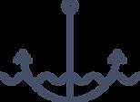Marinha submarina âncora