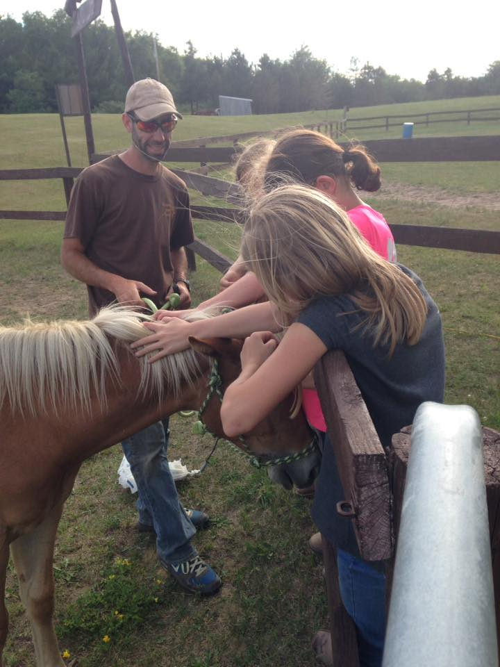 Whispering Hope Ranch Ministries | R