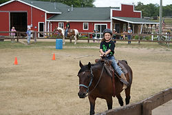 Whispering Hope Ranch Ministries | Rose City, MI | Horse Ranch