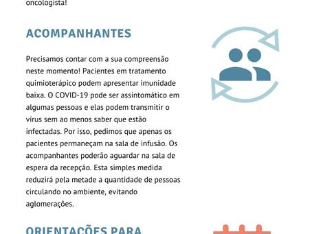 Infográfico COVID-19