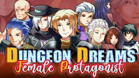 Dungeon Dreams: Female Protagonist