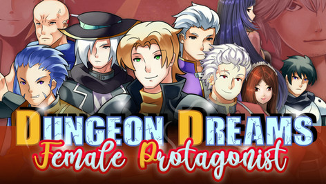 Dungeon Dreams: Female Protagonist