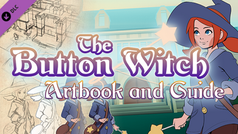 The Button Witch: Artbook and Guide