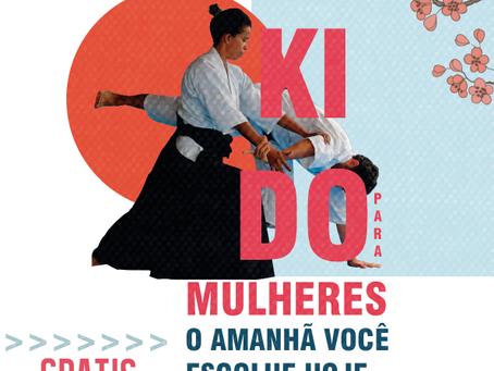 1º WorkShop de Aikido para Mulheres