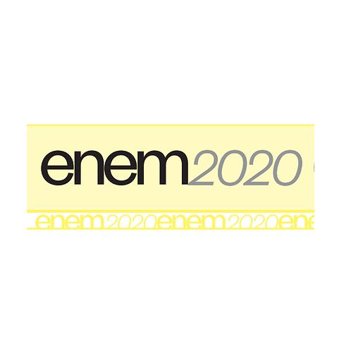 ENEM 2020 - PROVA COMENTADA