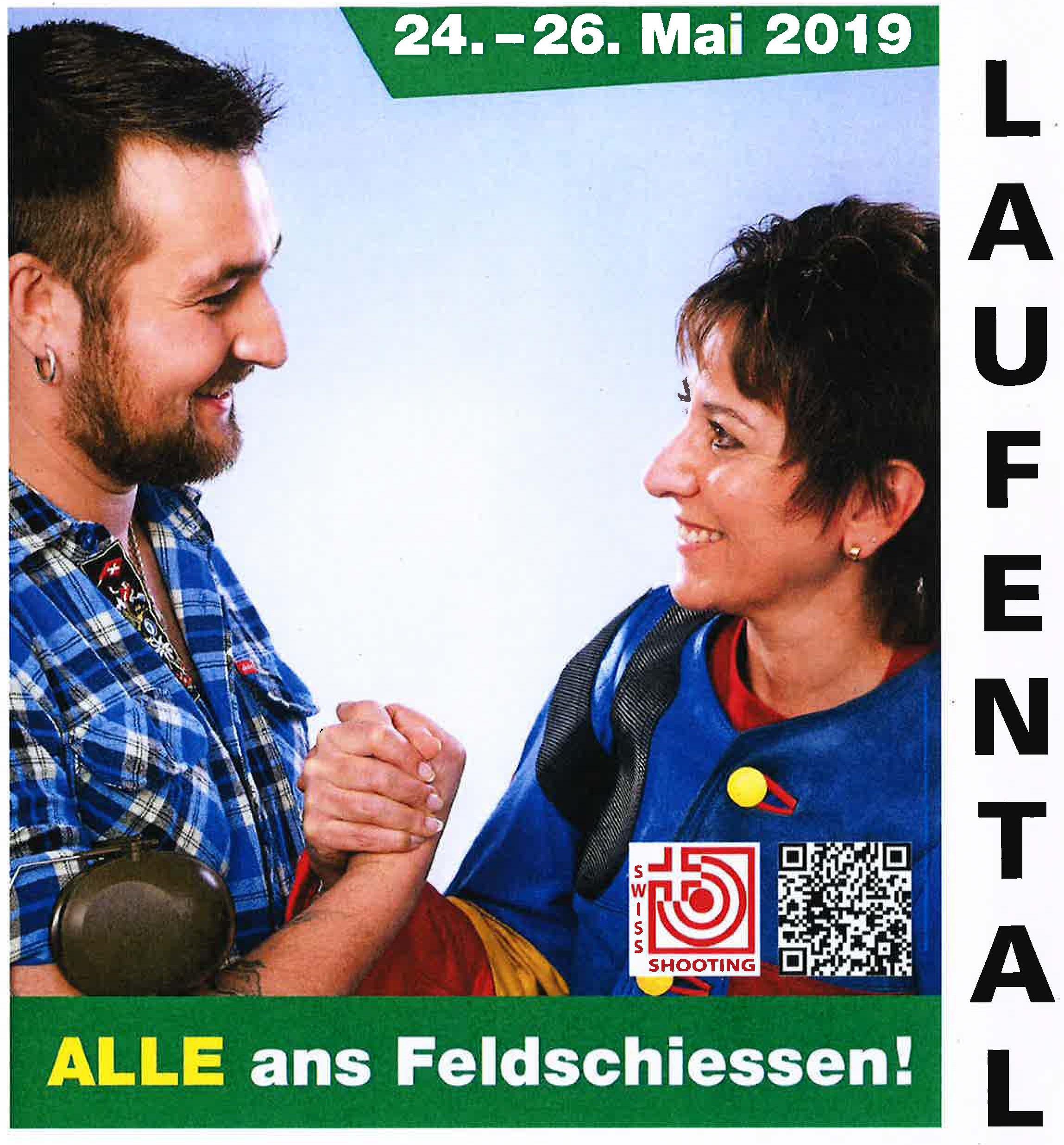 """Alle ans Feldschiessen!"""