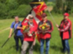 Schützenkönige Andreas Lutz, Markus Köhl