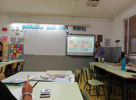 Ens preparem per treballar els ODS del curs 2019-2020