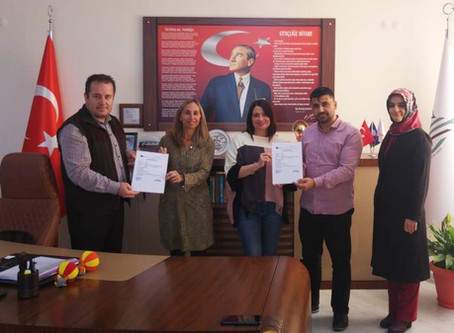 El mestres viatgen a Turquia