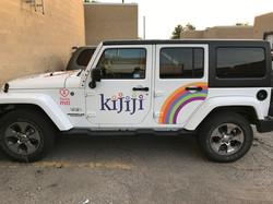 Customized Jeep for Kijiji