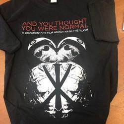 Nash the Slash Custom T-shirt