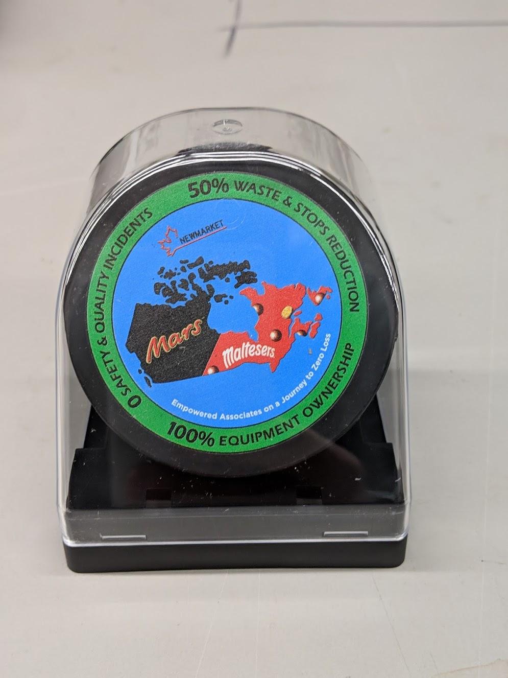 Customized Hockey Puck