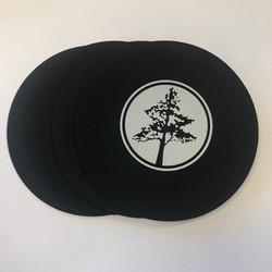 Custom Arbor Coasters