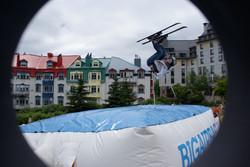 Stunt Airbag