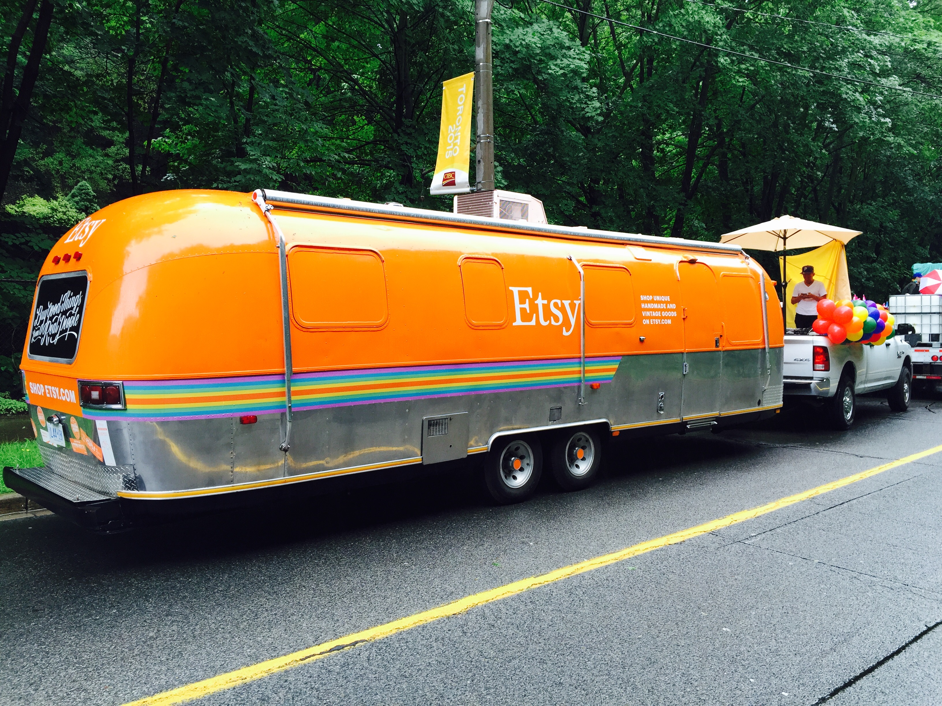 The Etsy Airstream