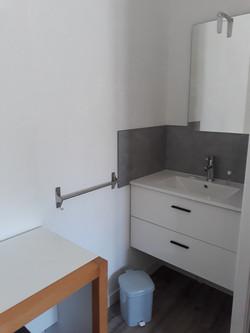 coin lavabo logement