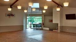 Salle de réception de 120 m²
