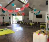 salle réception anniversaire