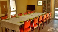 salle de réunion repas