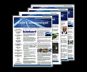 PR Client Newsletter AutoCommuniqué