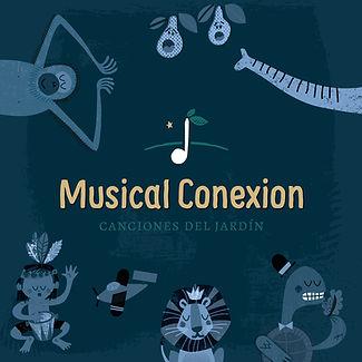 Song Book Musical Conexion Vol. 1