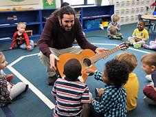 Musical Conexion bilingual classes