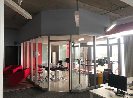 Oficina en alquiler de 361 m2