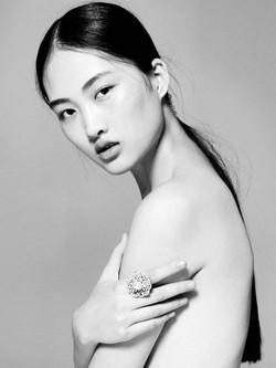 Fashion Roxx! Model Jing Wen