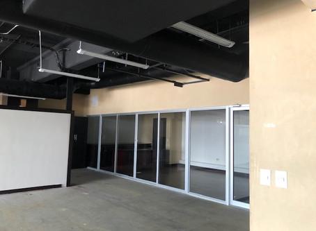 Oficina en alquiler de 377 m2