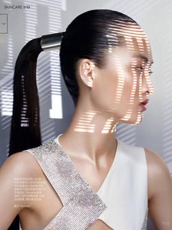 Feature Model: Jing Wen