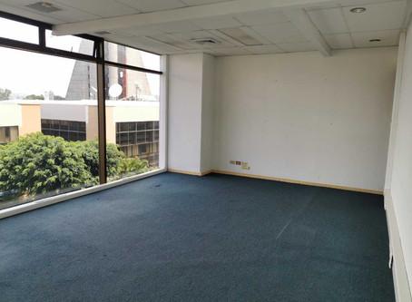Oficina en alquiler de 135 m2