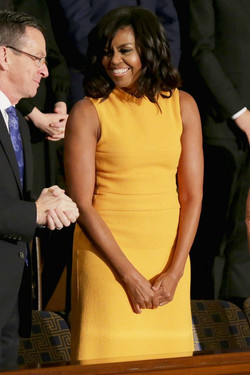 Michelle O. Hot State of Union Style