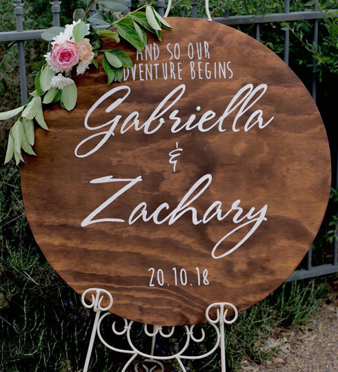 Gabby and Zach