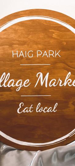 Haig Park Markets