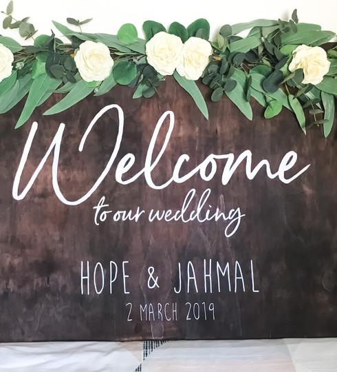 Hope and Jahmal